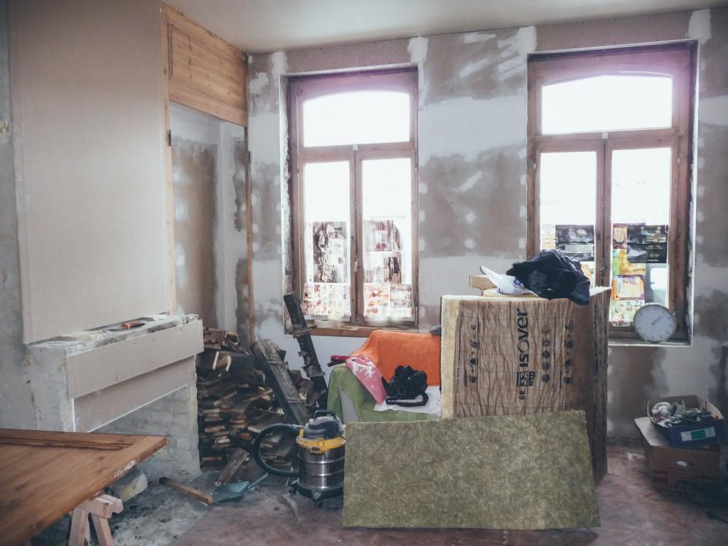 Renovation maison ancienne avant apres photos de for Decoration maison 1930