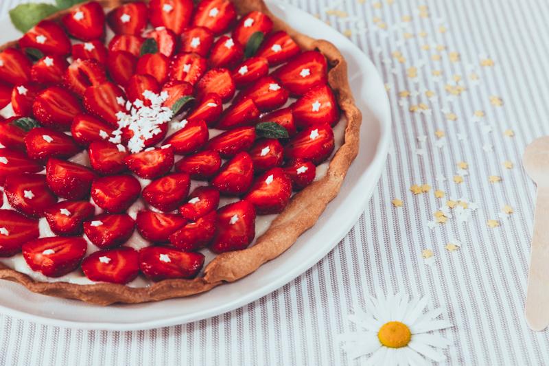 tarte aux fraises-3