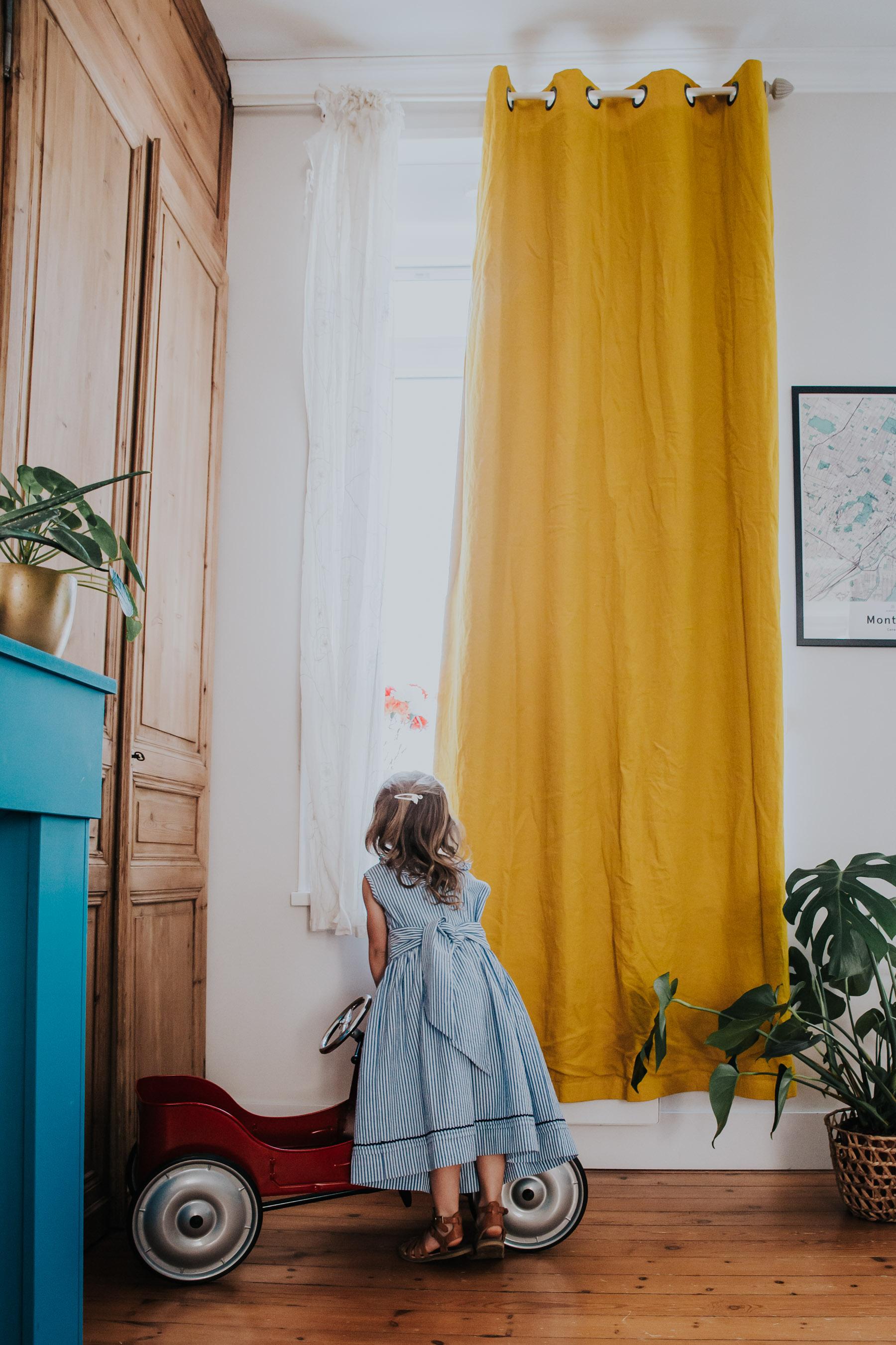 Nos nouveaux rideaux thermiques Moondream & Lissoy - Céline au ...